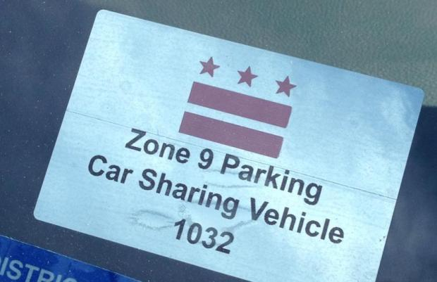 [DC] Car Share Users Guaranteed Free Parking on D.C. Streets