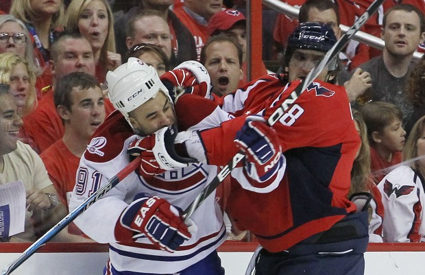 [DC] Ovie Keeps Caps Loose in Historic Bell Centre