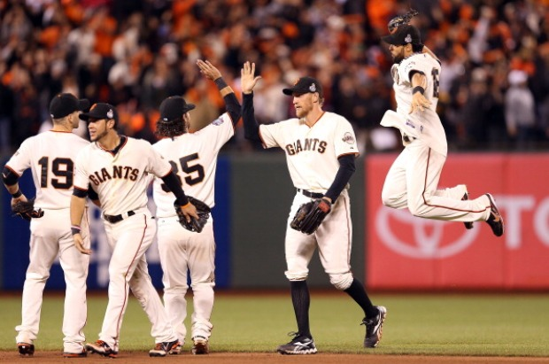 World Series Game 1 in Pictures