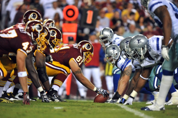 Last Time They Met: Cowboys vs. Redskins