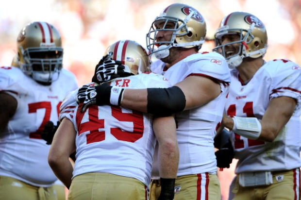 PHOTOS: 49ers vs. Redskins