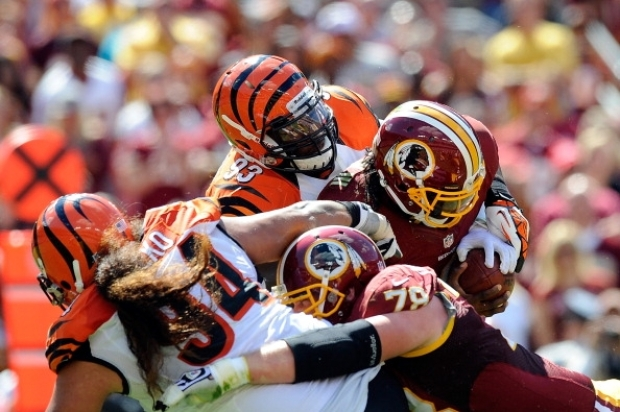 Redskins vs. Bengals