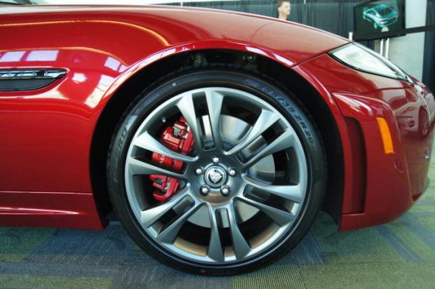 2012 Silicon Valley International Auto Show