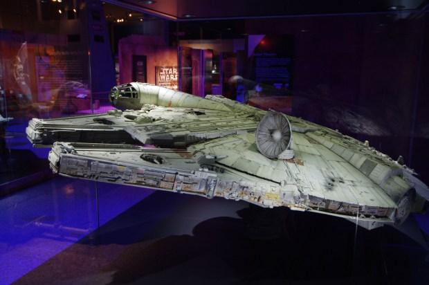 Star Wars at the San Jose Tech Museum