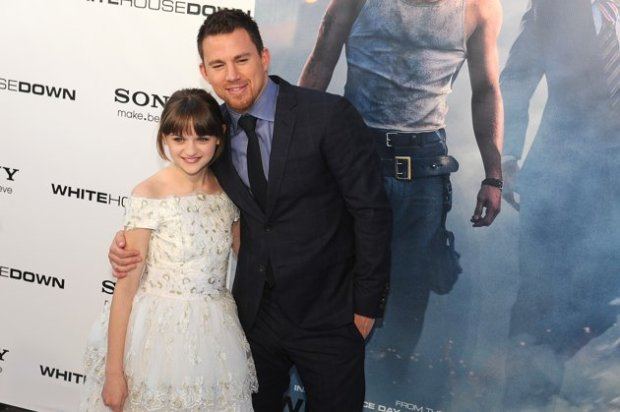 "PHOTOS: ""White House Down"" Cast at Georgetown Premiere"