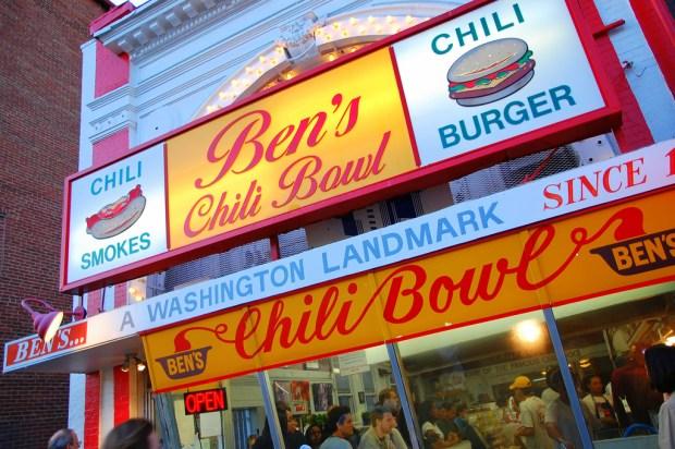 [DC] Ben's Chili Bowl