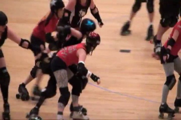 [DC] Whip It With the D.C. Rollergirls
