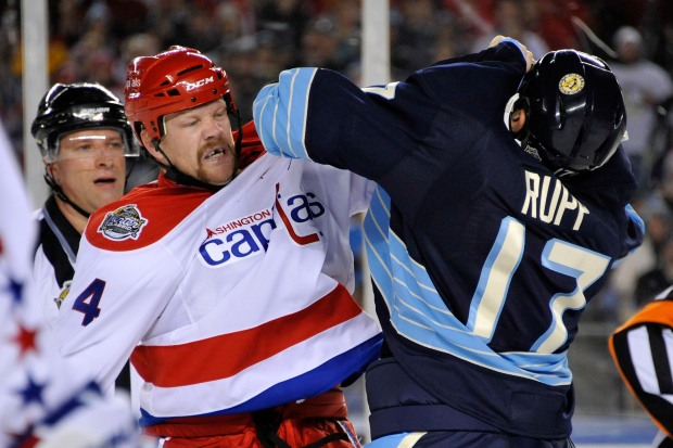 Images From the Winter Classic