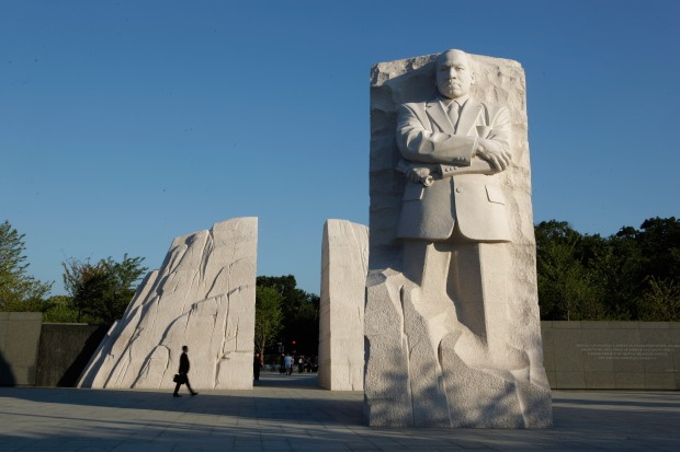 [DC] Up Close at the Martin Luther King Jr. National Memorial