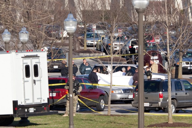[DC] Students React to Shooting Deaths at Virginia Tech