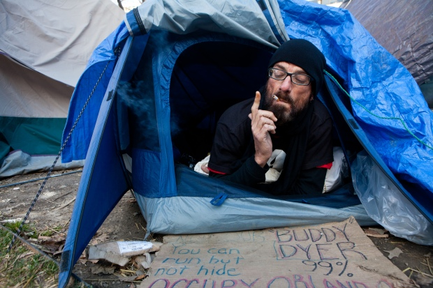 Occupy DC Protesters Face Eviction