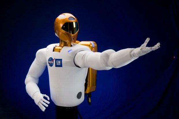 R2, NASA's Robot Astronaut