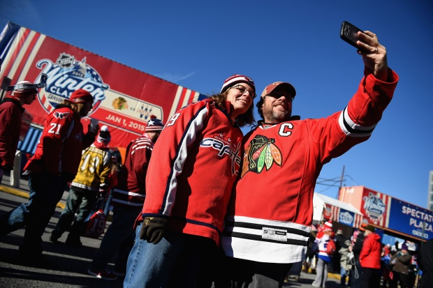 PHOTOS: Seen Around the Winter Classic