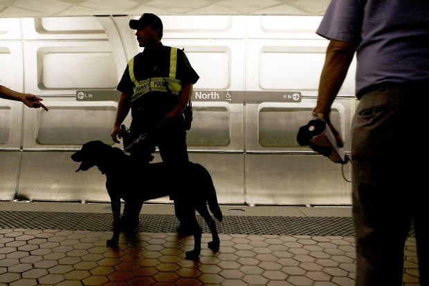[DC] Heightened Transit Security Visible in Wake of Boston Bombings