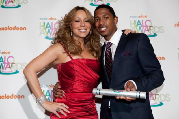 Nick and Mariah Host Newseum Event