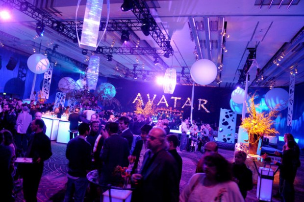 Avatar Premieres at the Mann's Chinese