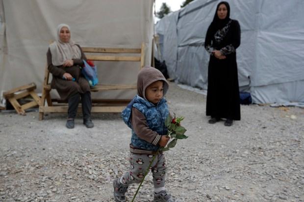 Dramatic Images: Europe's Migrant Crisis