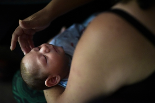 [NATL] Family Grapples With Son's Microcephaly, 1st Known Case in Puerto Rico
