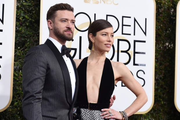 [NATL] Best-Dressed Couples on the 2017 Golden Globes Red Carpet