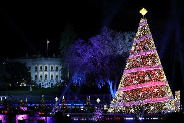 National Christmas Tree Lightings Through the Years