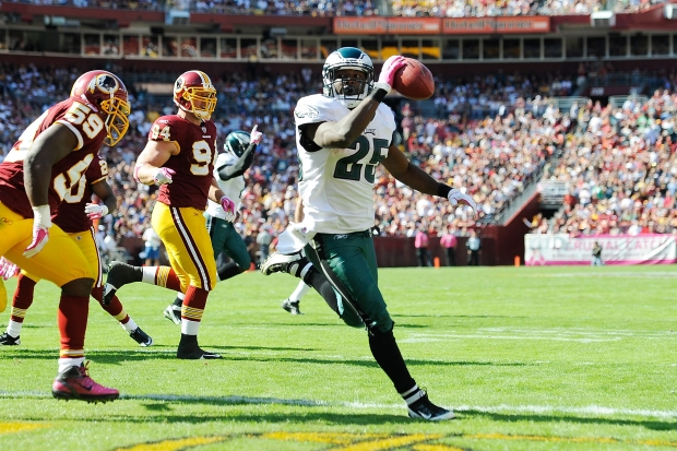 PHOTOS: Redskins vs. Eagles