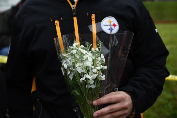 PHOTOS: Pittsburgh Reels After Synagogue Shooting