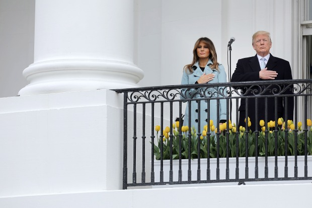[NATL-DC] White House Holds Annual Easter Egg Roll