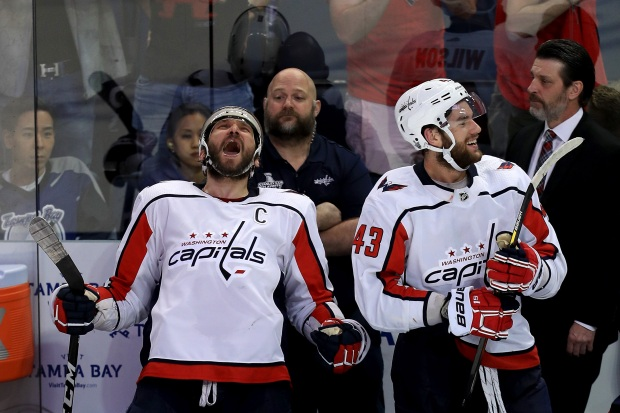 Photos: Capitals in the Playoffs