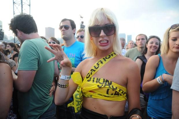 PHOTOS: Gaga's Little Lolla Monsters