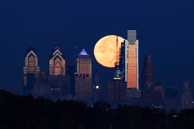 Supermoon Sightings From Around The World