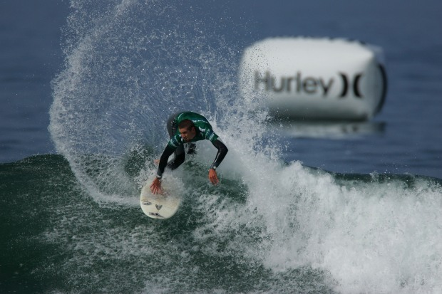 Pros Catch Waves at Hurley US Open of Surfing