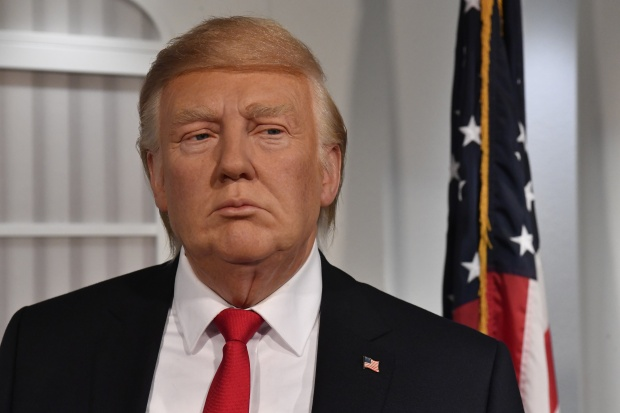 PHOTOS: Wax Figure of Donald Trump Unveiled at Madame Tussauds