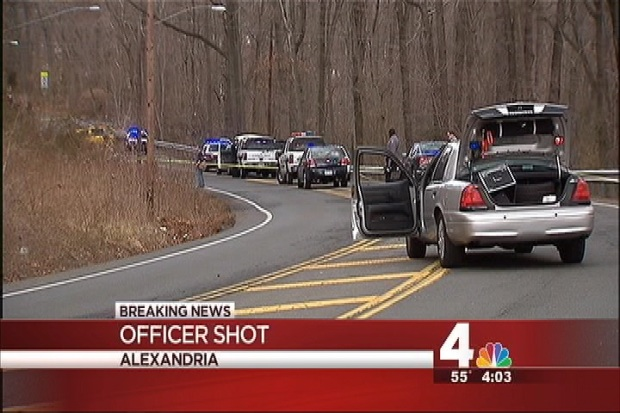 [DC] Alexandria Officer Shot During Traffic Stop