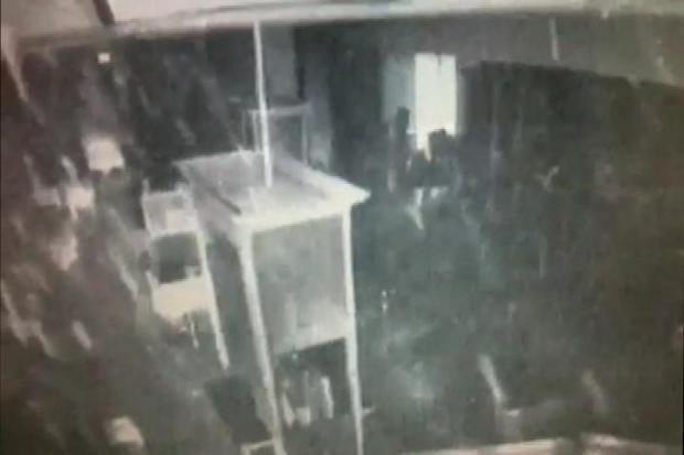 [DC] Surveillance Video: Car Crashes Through Salon