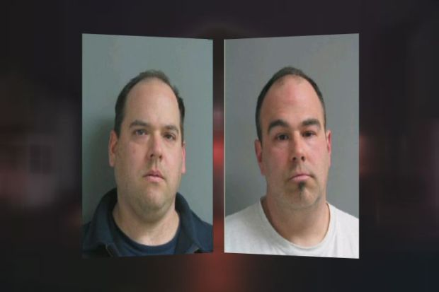 [HAR] CT Firefighters Arrested For Sex Slavery: Cops