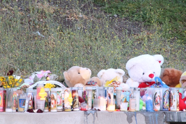 [NATL-LA] Hope, Healing at Vigils, Memorials for San Bernardino School Shooting Victims