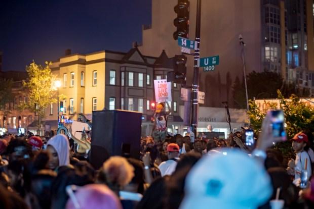 Photos: Moechella Demonstration Against Gentrification Gathers 3,000 Washingtonians, Organizers Say