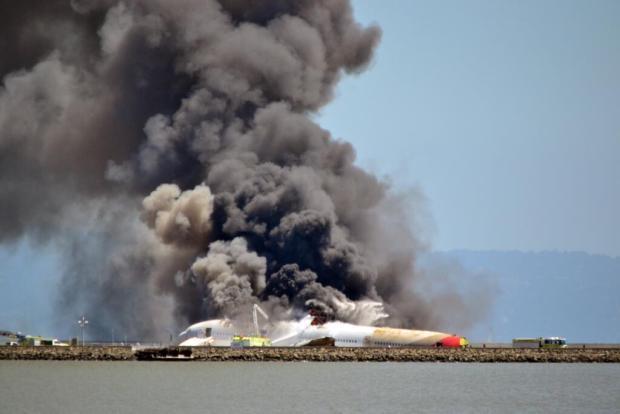 [BAY] 2 Dead in SFO Plane Crash