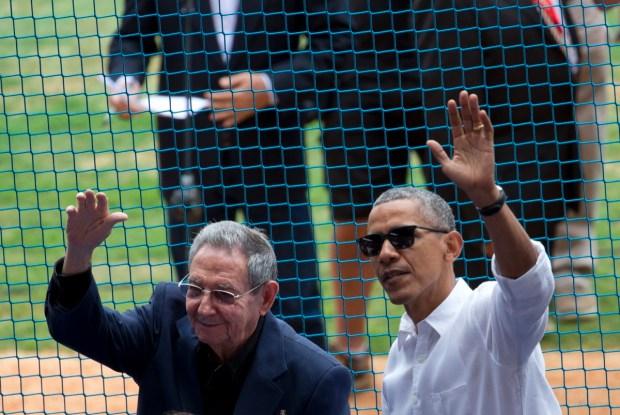 [NATL-MIA] Scenes From President Obama's Historic Cuba Trip