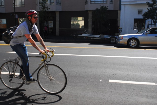 [DC] Post Article Fuels Debate, Tension Between Bicyclists and Drivers