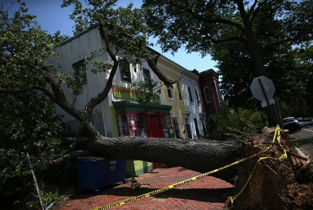 2012 Derecho: Storm Damage, Recovery Images