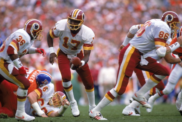 [DC] Capital Games: Vance on Super Bowl XXII