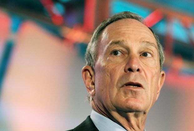 [DC] New York Mayor Bloomberg Endorses Fenty for Mayor