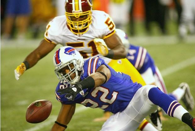 Pics: Redskins Vs. Bills