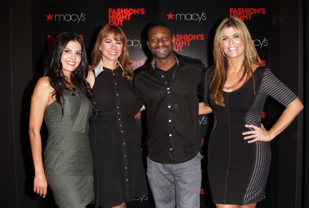 """Real Housewives"" Invade Macy's Aventura's Fashion's Night Out"