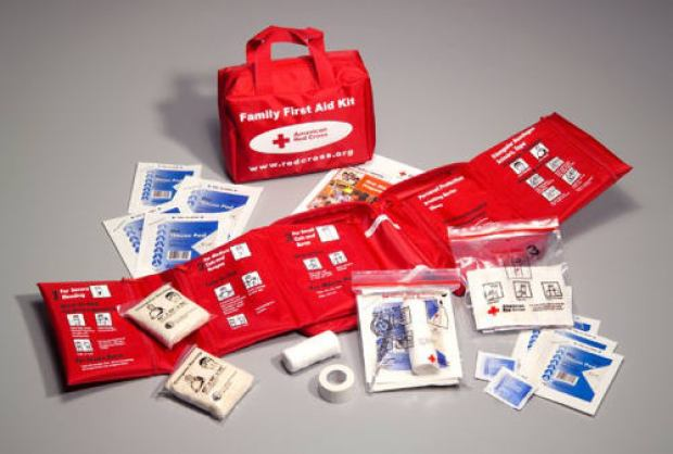 [LA GALLERY] Earthquake Emergency Kit