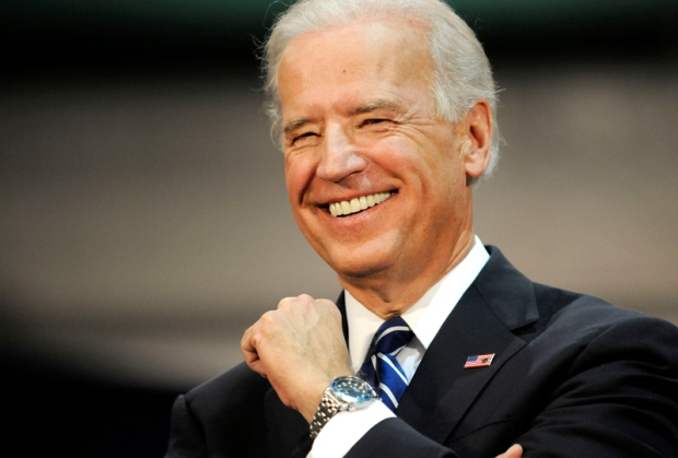 Joe Biden: Candidate in Pictures
