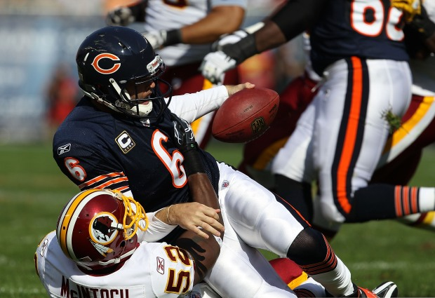 Redskins Beat Back the Bears