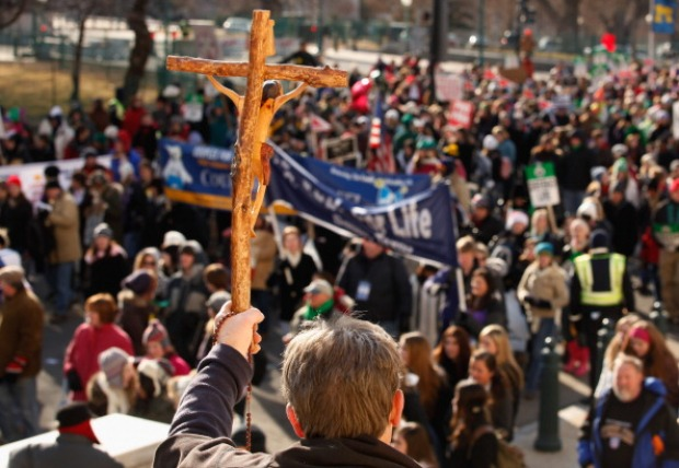 2011 March for Life in Pictures