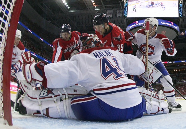 Caps-Habs Images: Game 2